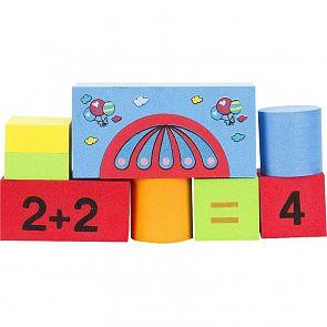 Купить конструктор игруша блочный мягкий ( id 3517130 )